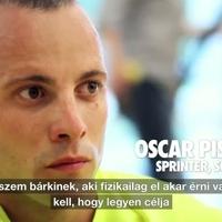 Oscar Pistorius, atléta