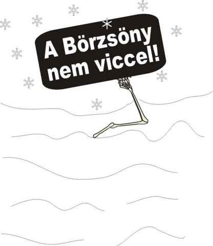 A Börzsöny tényleg nem viccel! Fotó: http://futo.blog.hu