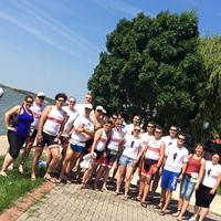Velence extrememan 2015, olimpiai távú triatlon