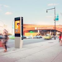New York interurbán: húszas helyett reklámmal működik a jövő utcai telefonja