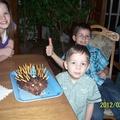 Születésnap  - a negyedik ismét