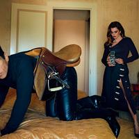 Zoolander az amerikai Vogue címlapján