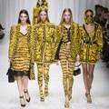 A mindent elsöprő Versace kollekció