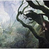 John Howe Mitágó-erdője