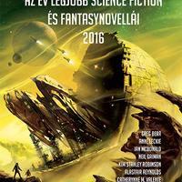 Jonathan Strahan (szerk.): Az év legjobb science fiction és fantasynovellái – borító és tartalomjegyzék