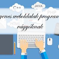 Ingyenes weboldalak programozni vágyóknak