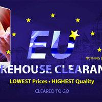 Telefonok európai raktárból vám és ÁFA nélkül
