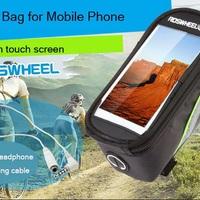 Roswheel telefontartós váztáska – okostelefon-függőknek szeretettel!