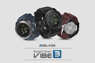 Zeblaze Vibe 3 teszt – minőség elérhető áron!