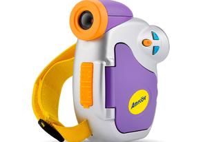 Ezt nem lehet elég korán kezdeni - videokamera gyerekeknek