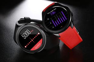 Pulzus-, vérnyomásmérő és GPS az okosórában