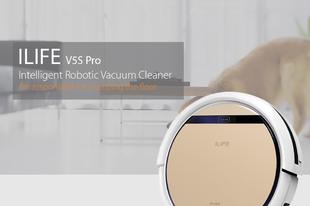 ILIFE V5S Pro robotporszívó közel 10 ezer forint kedvezménnyel