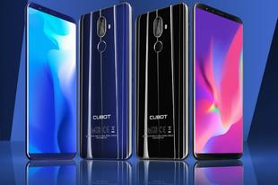 Cubot X18 Plus - Meglepően erős telefon érkezett a középkategóriába