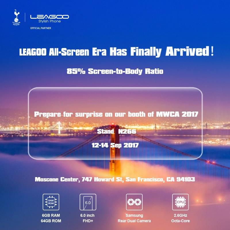 Szenzációs hír, a Leagoo felveszi a versenyt az iPhone X-szel
