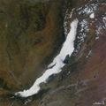 Köd a Bajkál-tó felett