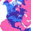 Észak-Amerika vs. Európa