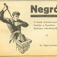 Ki lopta kitől a Negro márkanevet?