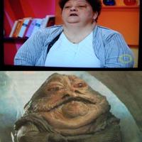Star Wars szereplő a Móúnika showban