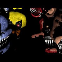 Garry's Mod Sötét Titkai: A Sorozat - Egy éjszaka Freddyékkel 4