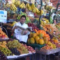Békaturmix és lámamúmiák - piacon Peruban