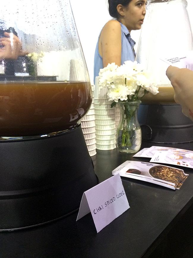 newyorkcoffeefestival-donnachai-chaicider.JPG