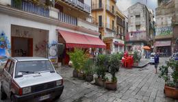 Itália az asztalon - Palermói utcakaja