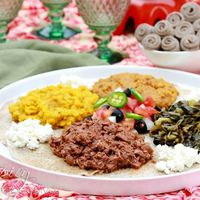 Húsmentes Hétfő Makival, etióp módra