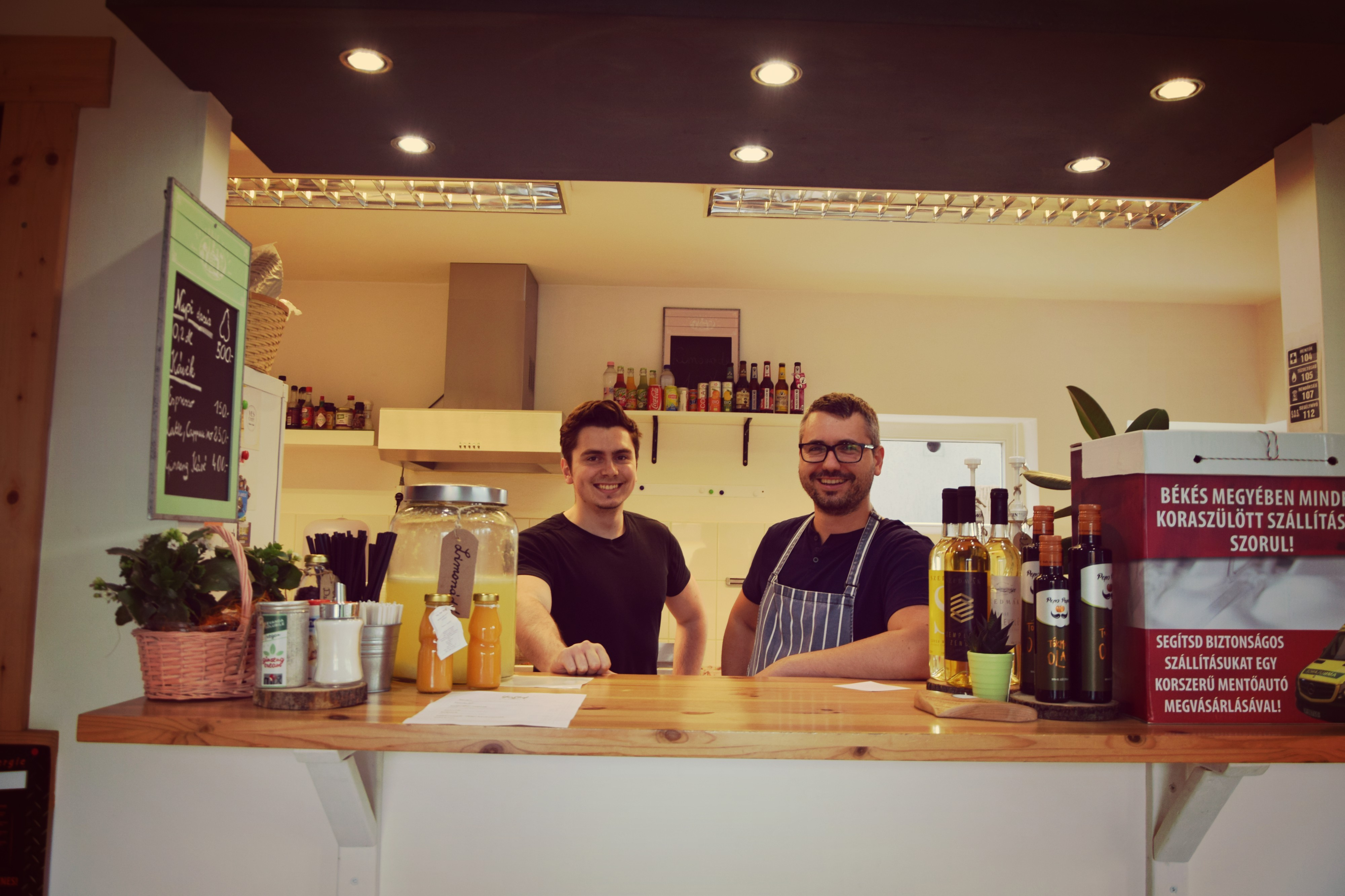 A Tiszántúl első Fenntartható Vendéglátóhelye: a Yes Chef!