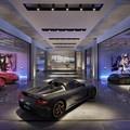 Luxusgarázs luxusautóknak