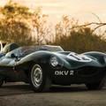 Szuperritka Jaguart árvereznek el