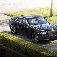 Rocksztárokkal állt össze a Rolls-Royce