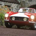 Ferrari-parádé minden mennyiségben