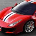 Pista, a leghülyébb nevű Ferrari