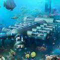 A világ első víz alatti luxushotelje