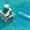 A luxusjachtok vége? Itt az úszó sziget!