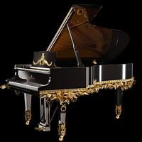 Minek bronzzal borítani egy zongorát?