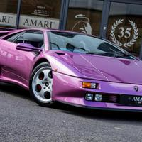 Eladó Jay Kay legendás Lamborghinije