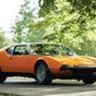 Klasszikus autócsodák: a De Tomaso Pantera L