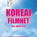 Koreai filmhét és koreai filmklub