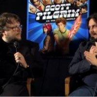 Edgar Wright és Micheal Cera interjú Guillermo del Toro-val a Scott Pilgrim-ről