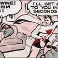 Panelprogram: Superman véget vet a II. világháborúnak