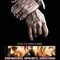 Filmkritika: GYILKOS ÍGÉRETEK (Eastern Promises, angol-kanadai-amerikai, 2007) ****