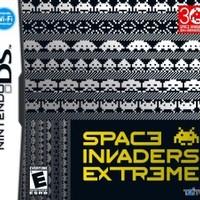 [DS] Space Invaders Extreme - na szóval így kell retrojátékot csinálni