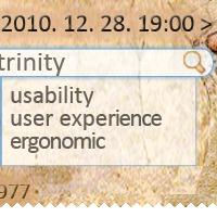Usability előadások: Meetoff:1229, Docler:0104