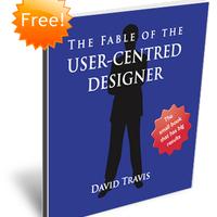 Mese a felhasználó centrikus dizájnerről