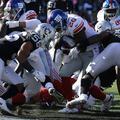 Regular season week 13: Giants 17 Raiders 24