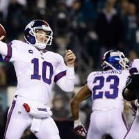 Regular season week 16: Giants 19 Eagles 24