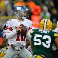 Wild Card kör: Giants 13 Packers 38