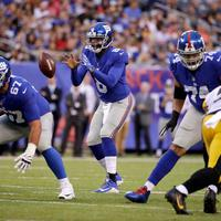 Preseason week 1: Steelers 20 Giants 12
