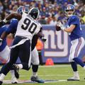 Regular season week 9: Rams 51 Giants 17